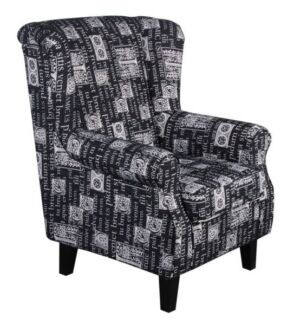 Wingback Armchair - BRAND NEW Richmond Yarra Area Preview
