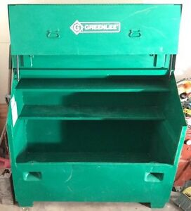 Wanted. Greenlee slant top job box