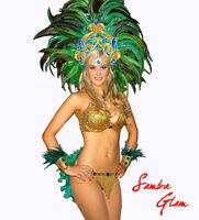 Danseuses samba brésilienne