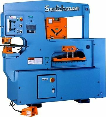 Scotchman 901224m Ironworker - Made In Usa