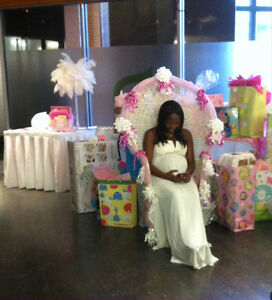 Baby Shower Chairs for Rent City of Toronto Toronto GTA image 1