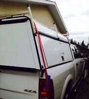 Toolbox canopy cover