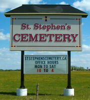 Cemetery Plots for Sale