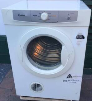 Good condition Haier 6Kg Dryer for sale. Delivery available