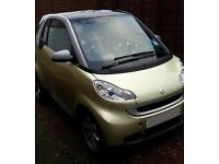 Mercedes Smart fortwo for sale, 1ltr, 2dr MHD