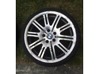 "BMW 19"" ALLOY WHEELS"