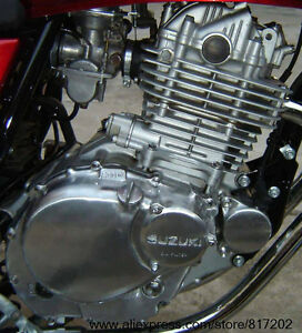WANTED : DR/GN 250 engine 1982/83