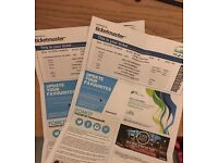2x SEATED JUSTIN BIEBER - SATURDAY 29th OCTOBER