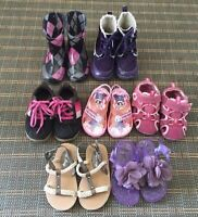 Baby Girl Shoes Size 6