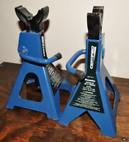 Certified 3 ton jack stands (axle stands)