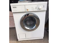 Miele washing machine works perfect FREE DELIVERY
