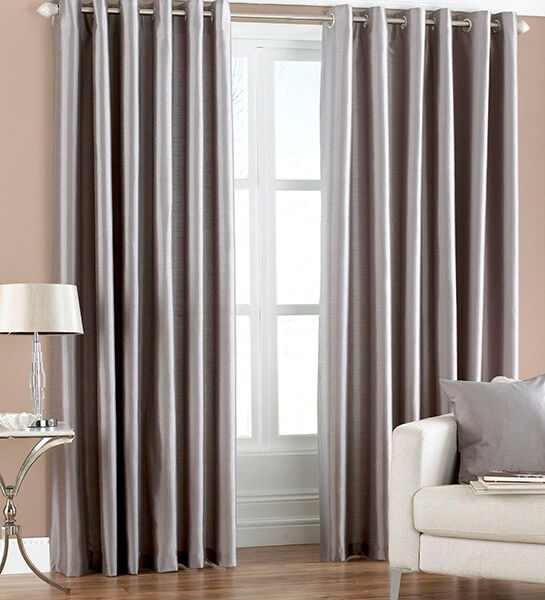 Silk Curtains Have A Luxurious Look And Feel And Belong In A Living Room,  Dining Room, Or Bedroom More Than They Do A Kitchen. Part 69