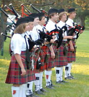 Bagpipe Lessons, Repairs, Weddings, Funerals. John Graham O. S.