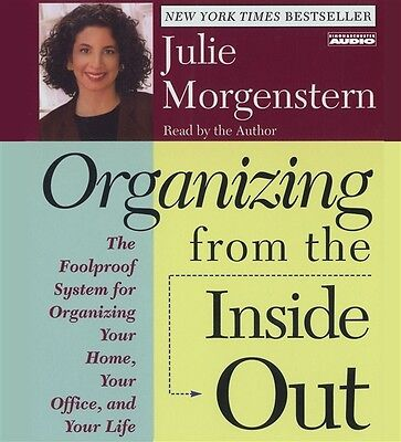 Organizing From The Inside Out by Julie Morgenstern - Audiobook