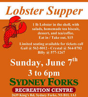 Lobster Supper