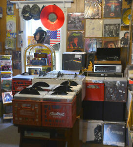 VINTAGE & VINYL RECORDS IS NOW OPEN 11AM TO 6PM (Closed Mondays) Windsor Region Ontario image 3