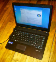 Laptop Acer Travelmate Core i3 3110M 2.4GHz 4GB RAM 500GB HDD