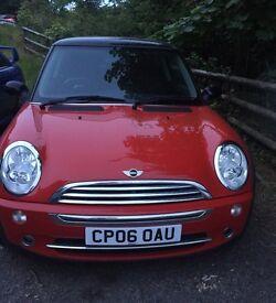 2006 Mini one 1.6L