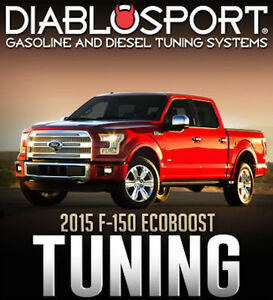 DiabloSport Tuning for 2015 Ford F-150 at Limitless Motorsports!