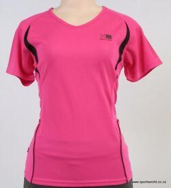 Unworn Ladies Karrimor Running T Shirt, Labels still attached