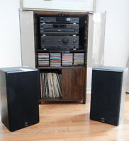 TECHNIC Home Stereo System: