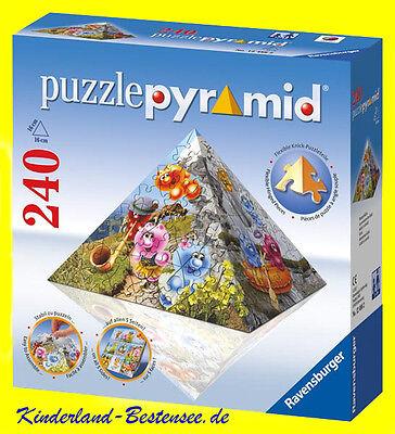 Ravensburger 114862 Puzzle-pyramid Wimmel Gelini 240 Teile Neu & OVP Puzzles & Geduldspiele