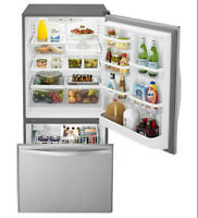 Amazing deal on almost new refrigerator