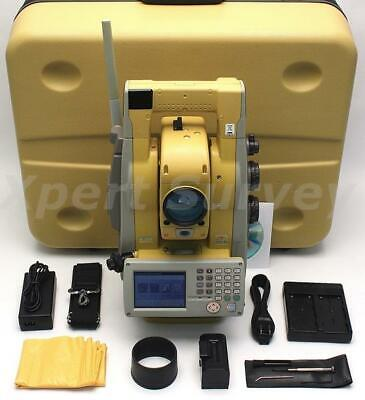 Topcon Is-203 3 Robotic Surveying Imaging Total Station Is 203 Is203