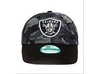 Raiders hat
