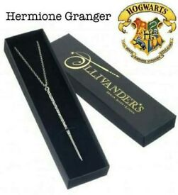 Official Harry Potter Wand Necklaces