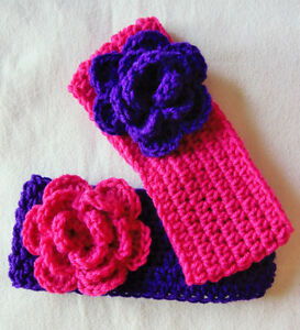Ear warmers/ headbands/ hats/ slouchy hats!
