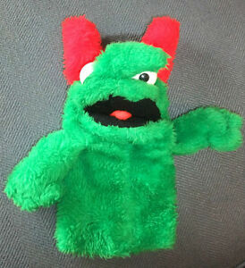 Just For Laughs Mascot Victor Hand Puppet