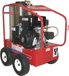 DYNABLAST Ultra Hot Pressure Washers .. SUPER SALE !!!