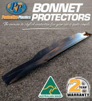 Tinted Bonnet Protector For Mazda BT50 B2500/B3000 Nov 2006 - Oct