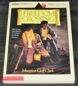 Freedom Crossing by Margaret Goff Clark (1980, Paperback)