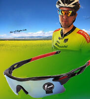 Plastic Frame Cycling Glasses Outdoor Sport Driving Sunglasses