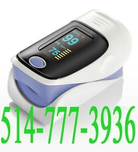 Oxymètre Fingertip Oxygen Monitor Finger Pulse SPO2 New