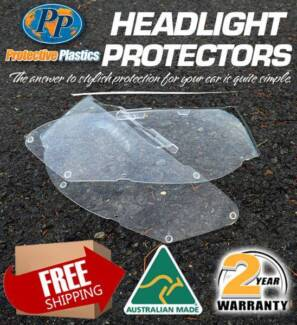 Headlight Protectors To Suit Ford Ranger Px 11-15