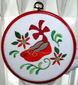 12 Days of CHRISTMAS embroidery Peterborough Peterborough Area image 4