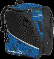 Transpack SKATE Backpack 33L Navy/Green/Multi Floral (6682-23)