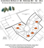 ST ANDREWS 0.5 ACRE LOT 1 AT THE ENTRANCE OF A QUIET CUL-DE-SAC