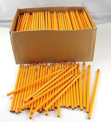 Yellow 2 Pencils In Bulk School Supplies - 1728 Count