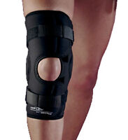 DonJoy Knee Brace with Drytex (Black) Right/Small