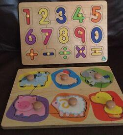 2X ELC Puzzles