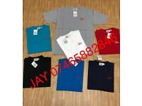 WHOLESALE T SHIRTS POLO SHIRTS TRACKSUITS TRAINERS JUMPERS