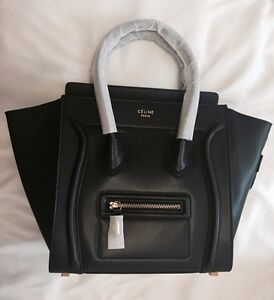 Celine Paris Luggage Bag