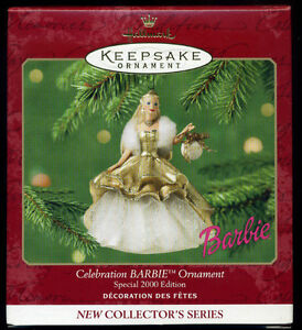 Hallmark Keepsake Celebration Barbie