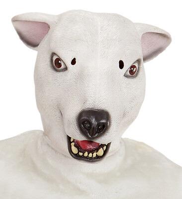 Polar Bear Mask (Polar Bear Full Head Mask Arctic Animal Stag Do Fancy Dress Accessory)
