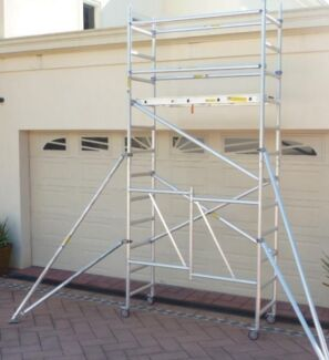 3m Scaffold West Perth Perth City Preview