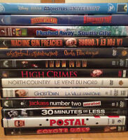 80 DVDs for 140$ or 1 DVD for 2.50$